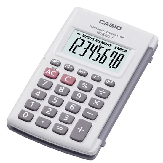 calculadora-casio-HL-820LV-WE