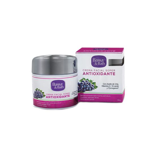 Crema-Antioxidante